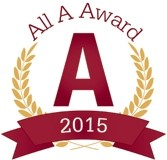 All A Award image