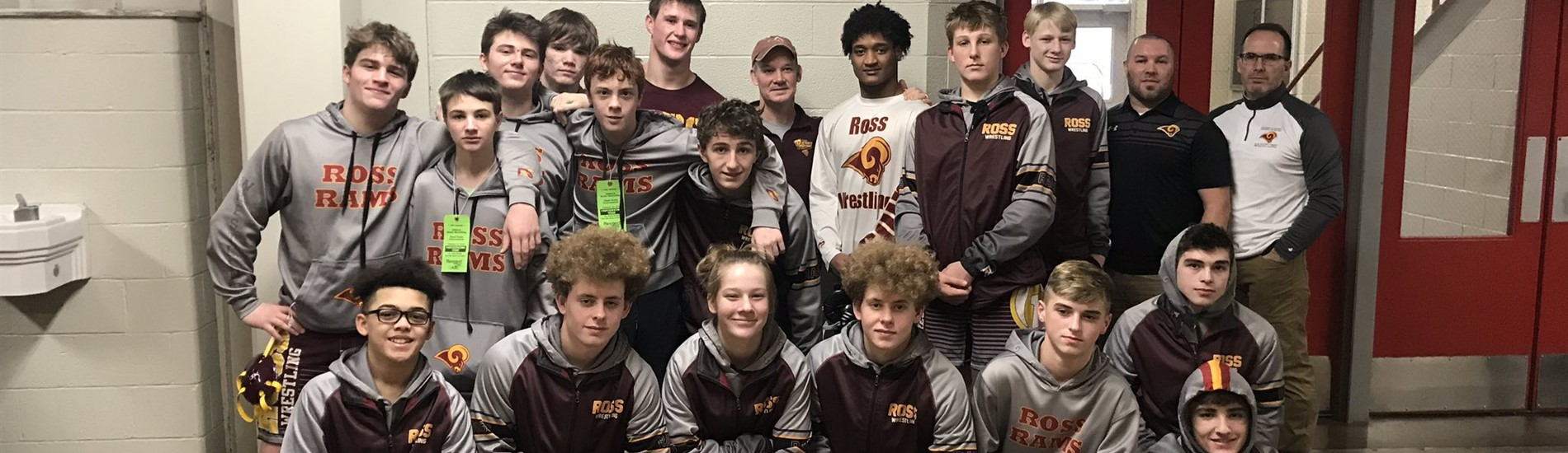 Ross Wrestling at 2020 Dual Team State Championship!